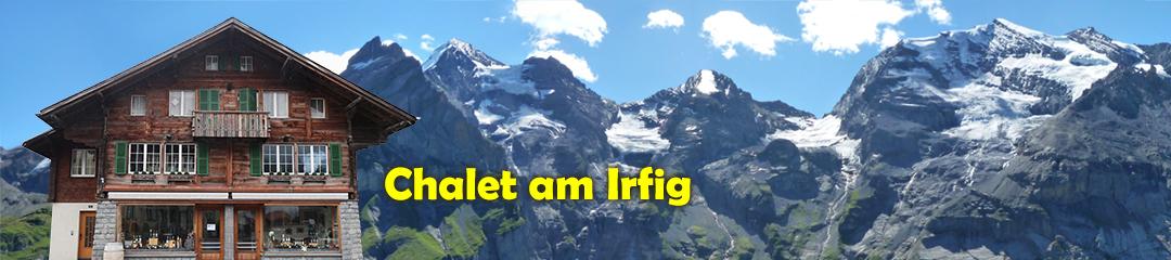 Chalet am Irfig